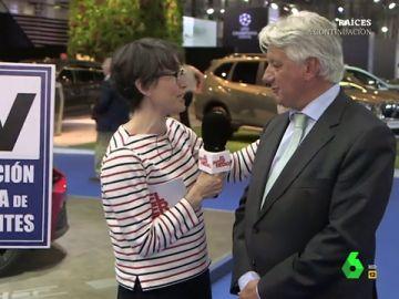 Thais Villas somete a los conductores a la ITV