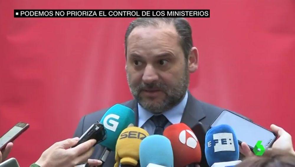 """El PSOE responde a Podemos: asegura tener """"las puertas abiertas a la colaboración"""""""