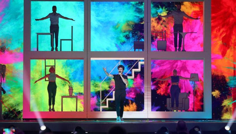 Ensayos de vestimenta en las semifinales del 64º Festival de la Canción de Eurovisión