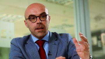 El portavoz del Comité de Acción Política de Vox, Jorge Buxadé