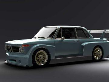 BMW 2002 Gruppe5