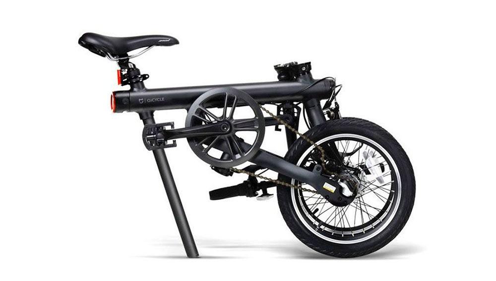 Xiaomi QiCycle es una bicicleta eléctrica plegable