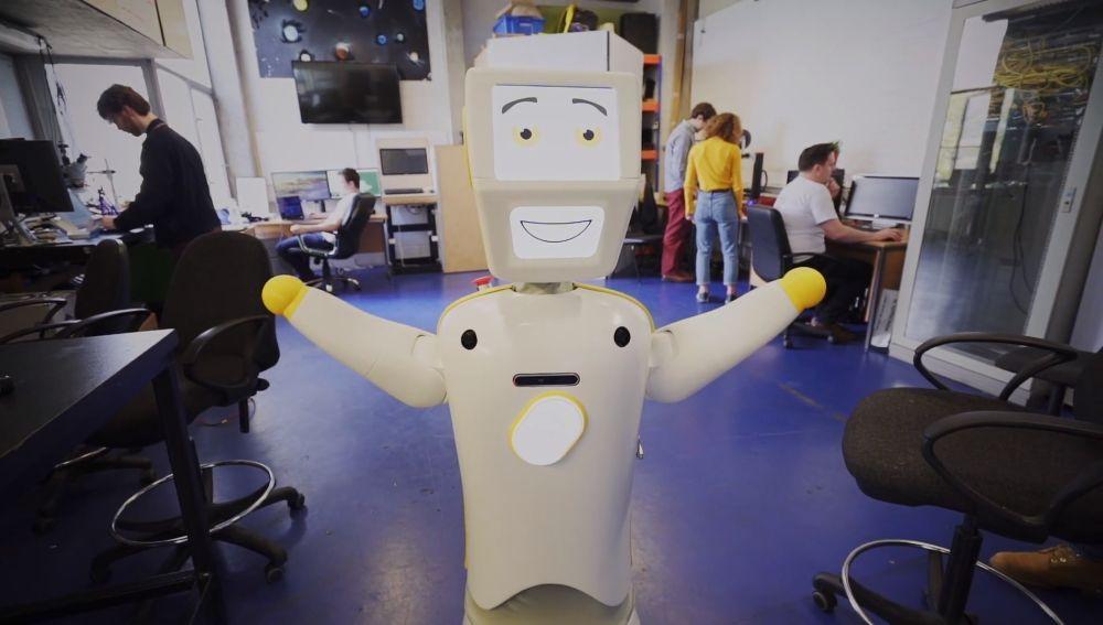 El robot 'Stevie II'