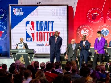 Sorteo del Draft celebrado en Chicago