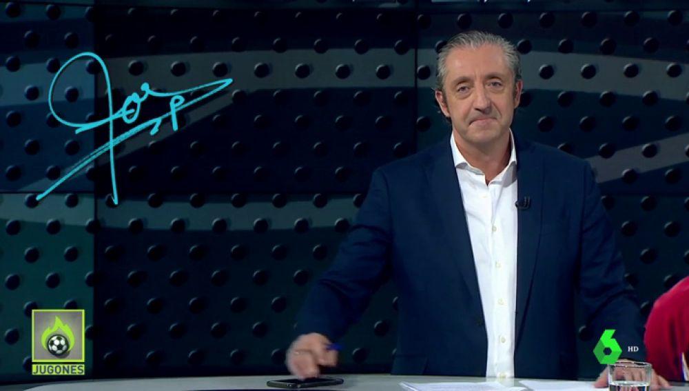 """Josep Pedrerol: """"Griezmann se va al Barça… y todos contentos"""""""