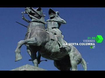 'Cortés, Pizarro, Colón y otros chicos del perdón', en laSexta Columna