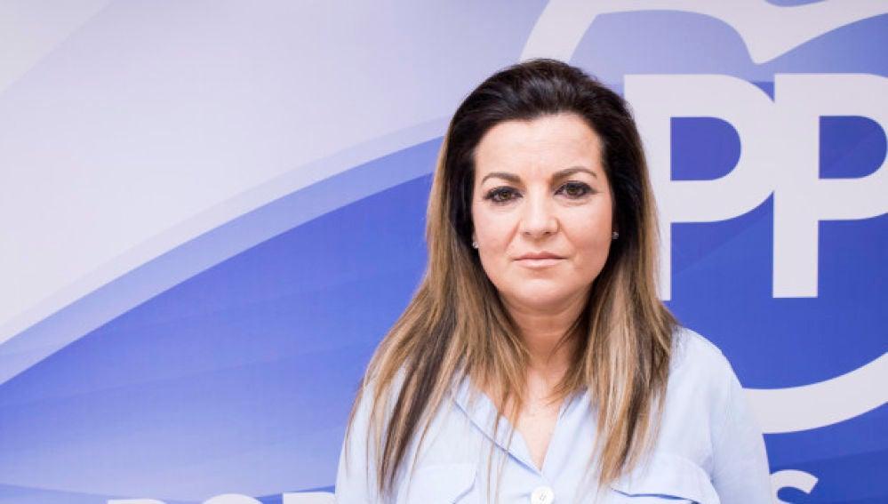 La candidata del Partido Popular a la Alcaldía de A Capela