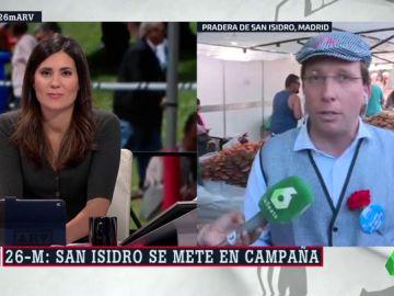 Martínez-Almeida responde a Carmena tras