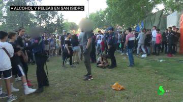 Alcohol y pelas en San Isidro: al menos 23 menores hospitalizados por intoxicación etílica