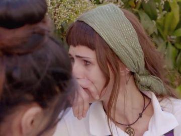 """La jefa infiltrada se derrumba con la historia de vida de Matilde: """"Me has parecido fantástica"""""""