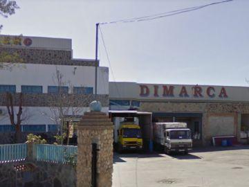 Fábrica Cárnica Dinamarca, en Baza
