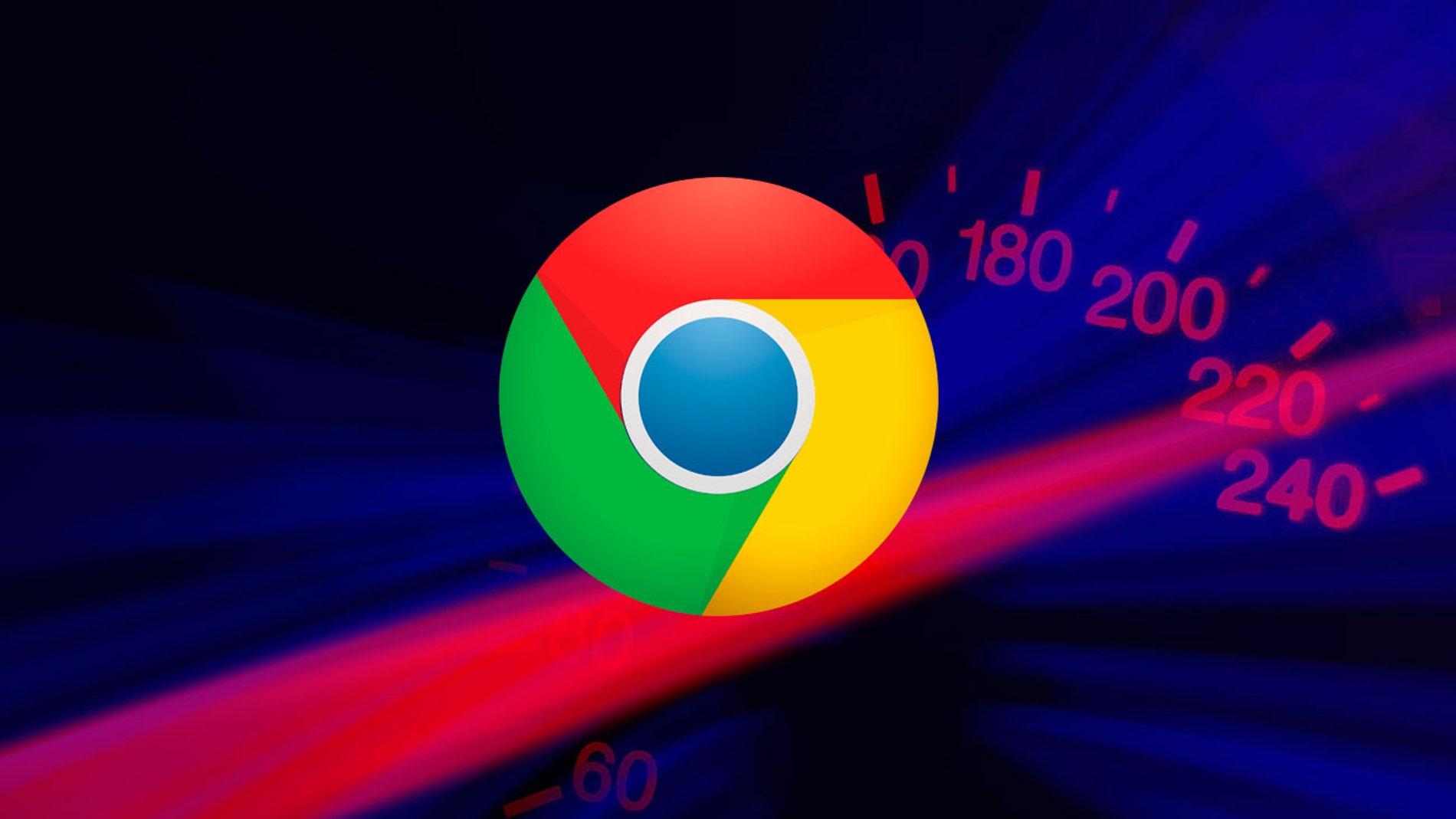 Velocidad de Google Chrome