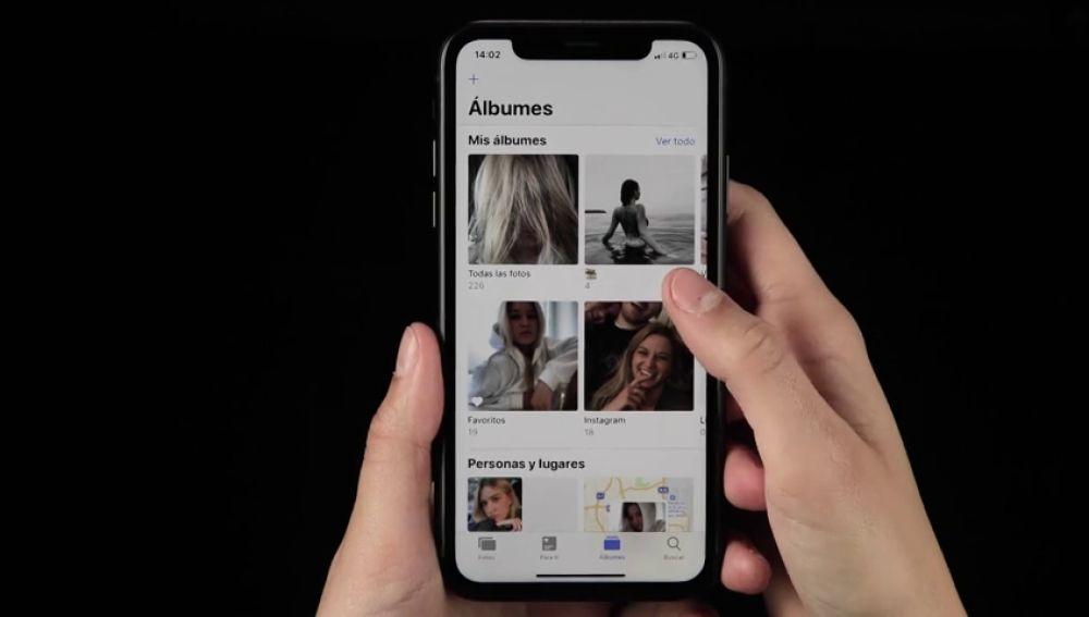 Cómo encontrar rápidamente cualquier foto hecha con móvil