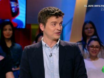 Marc Giró se estrena en Zapeando