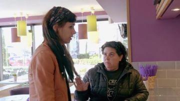"""El reparto a domicilio saca de quicio a la jefa infiltrada: """"Al ver a María me he acojonado"""""""