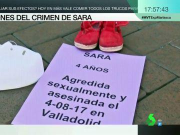 Fue maltratada, violada y asesinada: estas son las versiones de la madre, el padre y el padrastro de la pequeña Sara