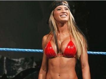Ashley Massaro, leyenda de la WWE y Playboy