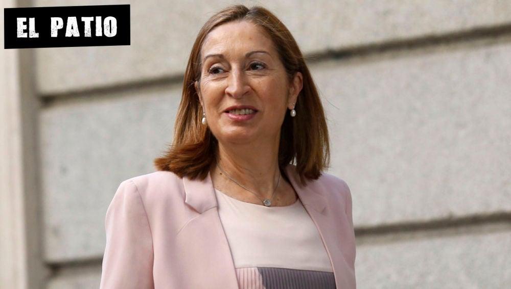 Ana Pastor, Presidenta del Congreso