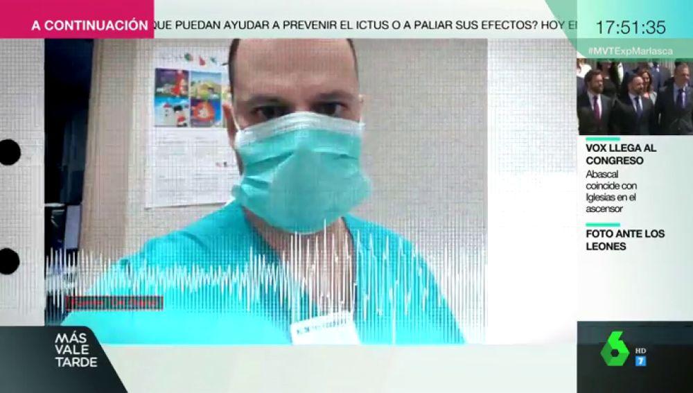 Un conocido pirómano es ahora detenido por hacerse pasar por enfermero en tres hospitales