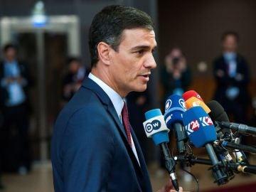 """laSexta Noticias 20:00 (28-05-19) Pedro Sánchez defiende """"con más convicción"""" gobernar solo tras los resultados electorales del 26M"""