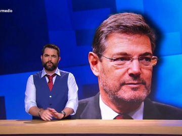 """Rafael Catalá abandona el PP """"a la conquense"""": """"Ha dejado a Pablo Casado tan colgado como las casas"""""""