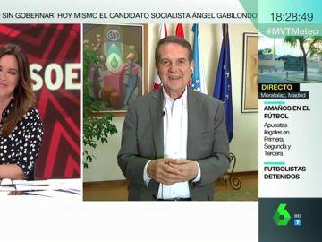 """Abel Caballero (PSOE) advierte a Ciudadanos: """"Los pactos con la extrema derecha se pagan muy caros"""""""