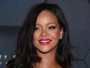 La artista Rihanna