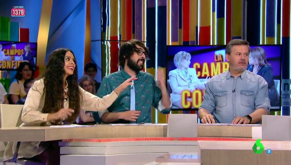 La confesión de Cristina Pedroche sobre su primer casting (con dardo incluido a Miki Nadal)