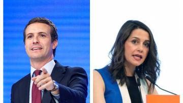 Casado y Arrimadas, invitados este año a la reunión del selecto Club Bilderberg que se celebrará en Suiza