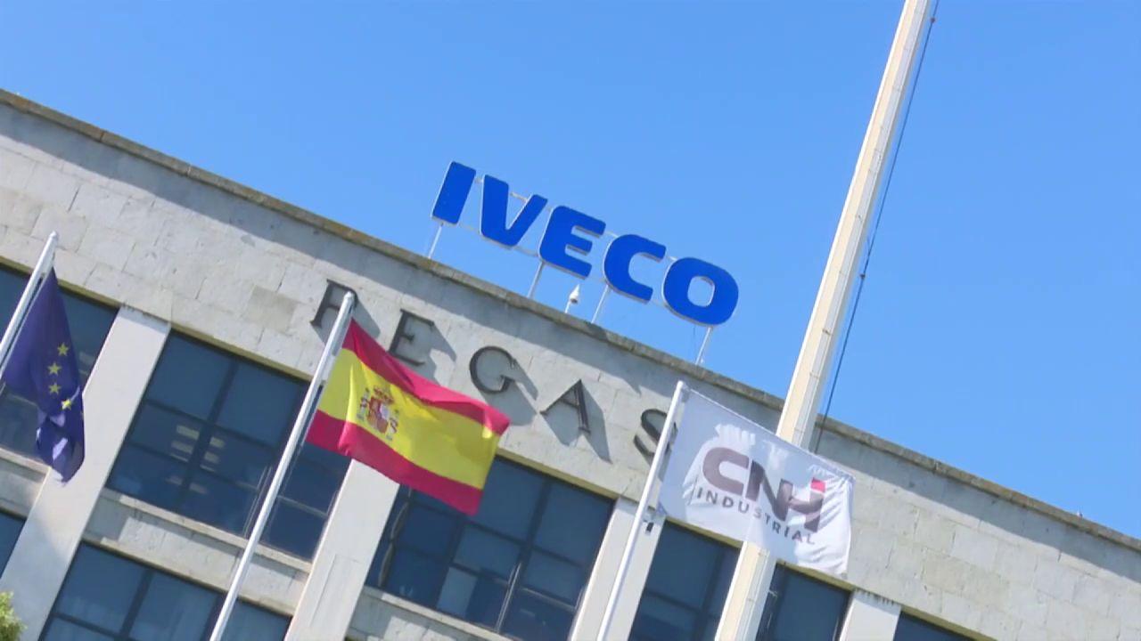 Imagen de la planta de Iveco en San Fernando de Henares, Madrid