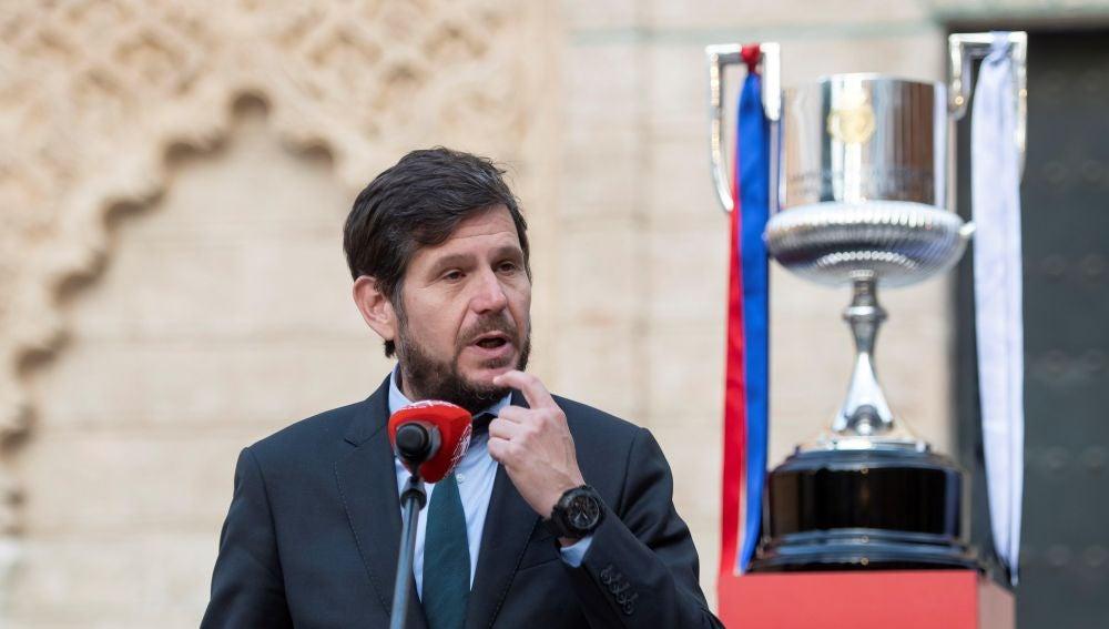 Mateu Alemany, director general del Valencia