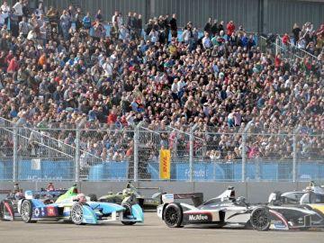 Gran Premio de Fórmula E en Berlín