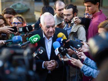 El candidato de ERC, Ernest Maragall
