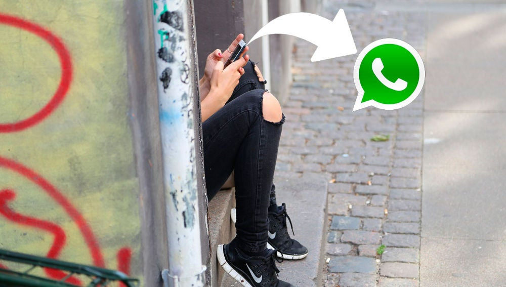 Reenviar mensajes WhatsApp