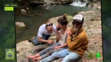Encuentran a una senderista que llevaba perdida 17 días en un bosque de Hawai