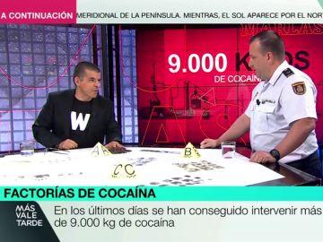 Así trabajaba la red de tráfico de cocaína más grande de España: traían los estupefacientes ocultos en plásticos PET