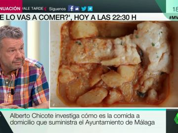 """Alberto Chicote investiga de nuevo los menús de nuestros mayores: """"Descongelan pescados en el horno, eso implica un riesgo mayor"""""""