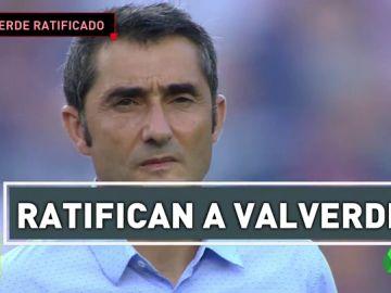 Valverde se queda