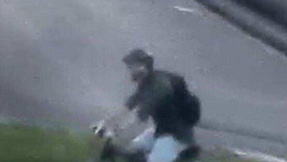 Los investigadores llegaron hasta el presunto terrorista ayudados por las cámaras de seguridad