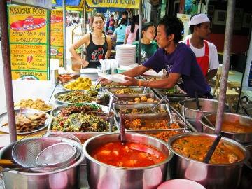 Tailandia para foodies