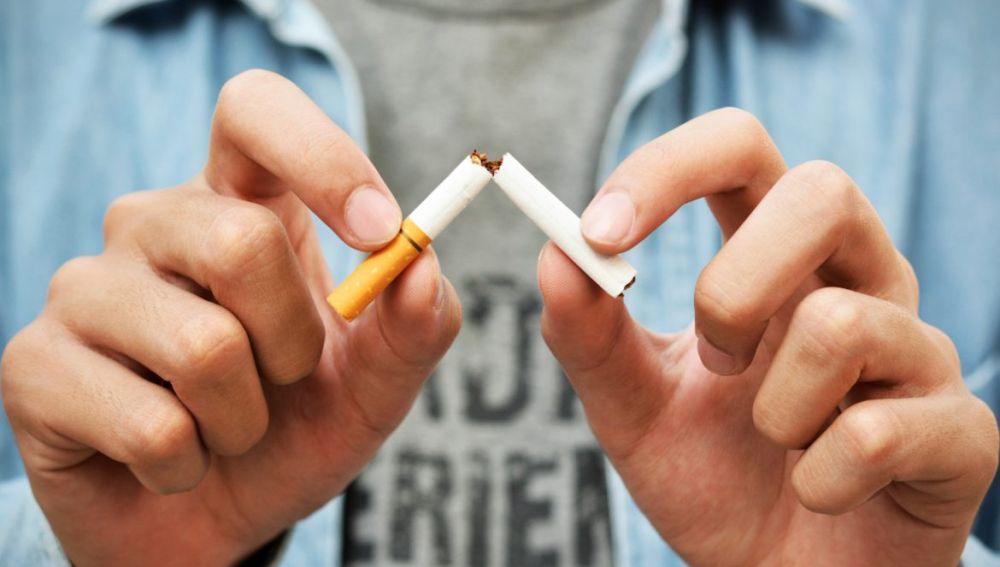 Pastillas para dejar de fumar por la seguridad social