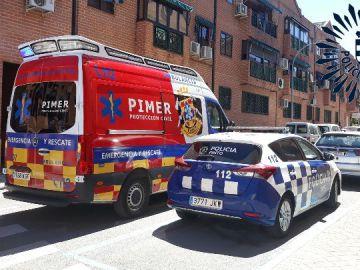 Imagen de archivo de la Policía de Pinto