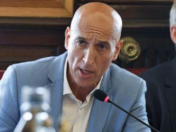 José Antonio Díez, candidato del PSOE en León