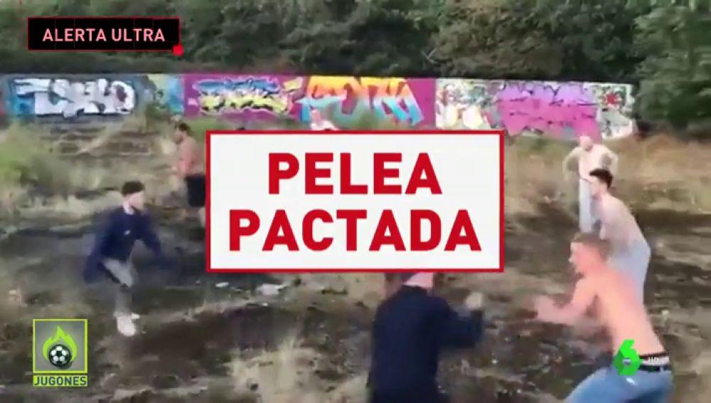 Alertan sobre una posible pelea pactada entre hooligans de Liverpool y Tottenham en Madrid