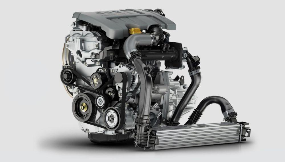Motor Renault H5FT defectuoso