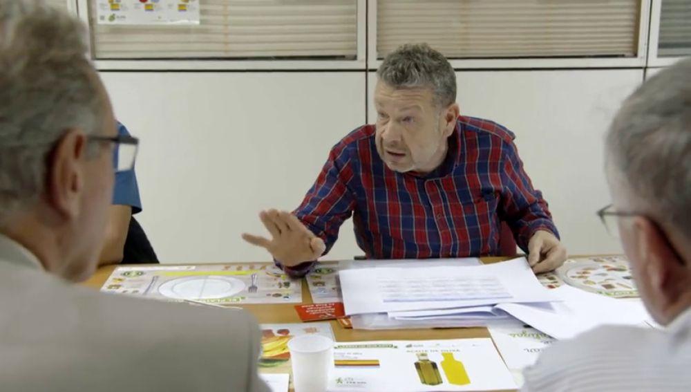 Alberto Chicote investiga la alimentación en comedores escolares: \