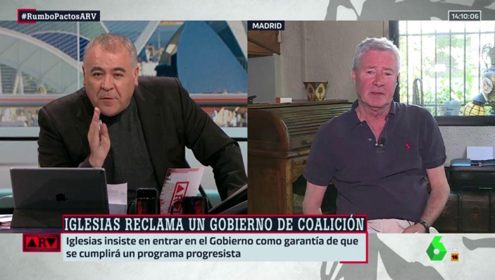 """Jorge Verstrynge: """"Pedro Sánchez puede convertirse en la reedición de Felipe González y empezar engañando a la gente"""""""