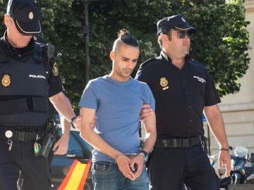 Cristobal C.A, el hombre acusado de intentar asesinar a su expareja.