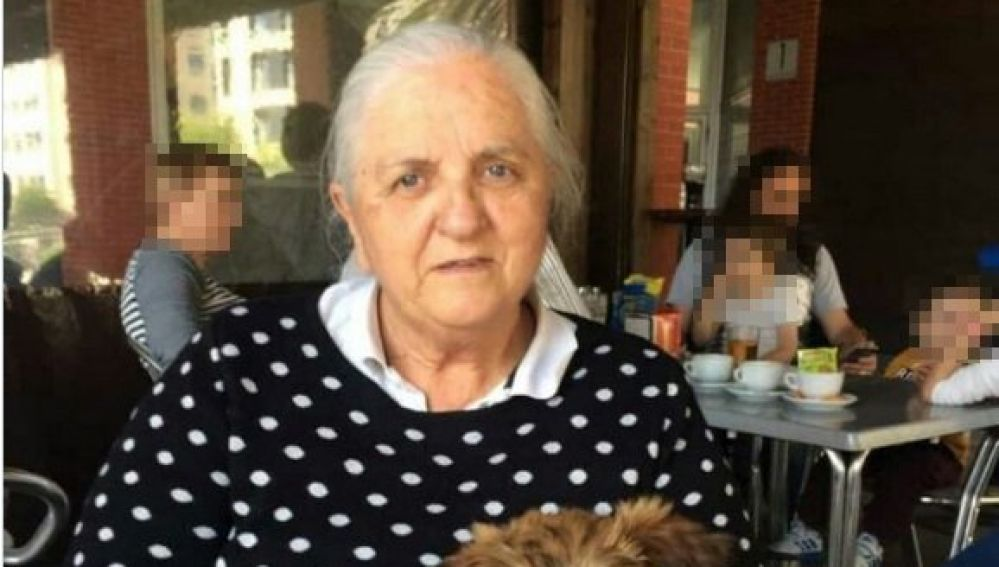 La mujer desaparecida en Pamplona junto a su perro