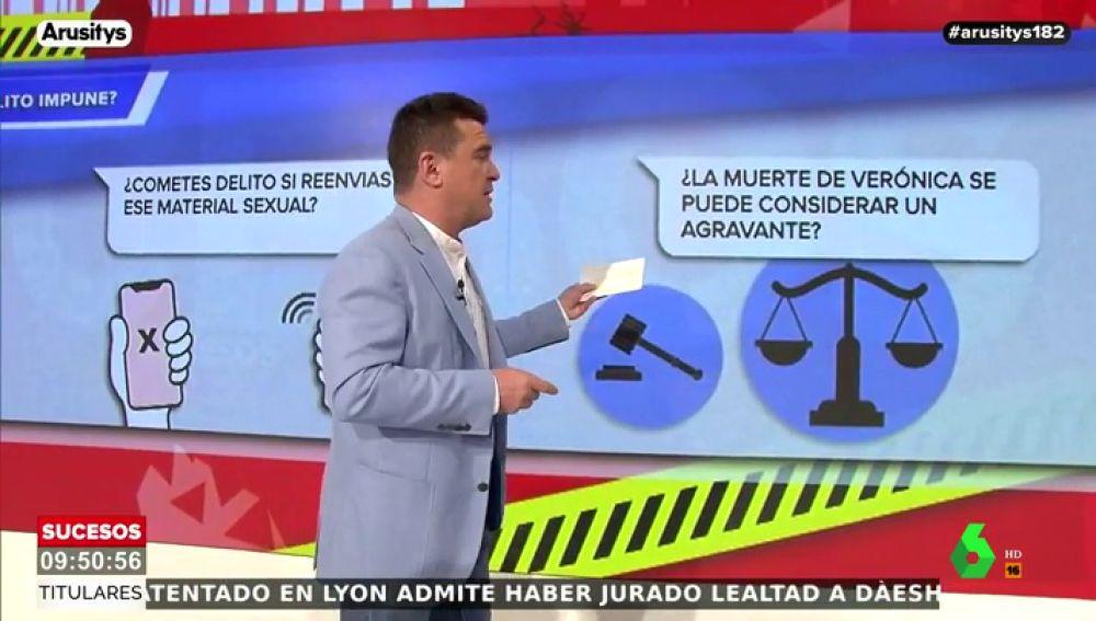 Carlos Quílez explica las claves judiciales para investigar el caso de Iveco